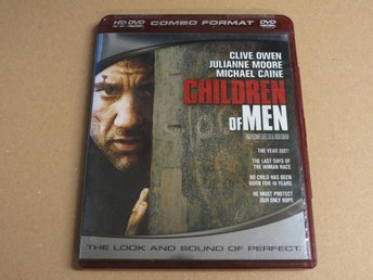 CHILDREN OF MEN (HD DVD) Clive Owen