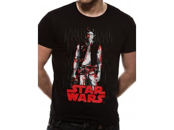 STAR WARS - SOLO TONAL LINE (UNISEX)  T-Shirt - Large