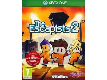 Escapists 2 (XBOXONE)