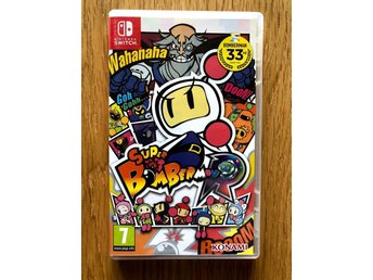 Super Bomberman R, Nyskick!