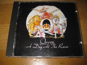 QUEEN - A day at the races CD 1976 / Freddie Mercury