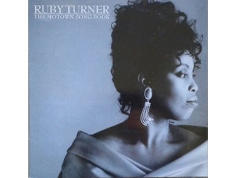 Ruby Turner title* The Motown Songbook* Soul-Jazz LP SWE