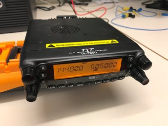 TYT TH-7800 Dual Band Transceiver