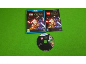 Lego Star Wars the Force Awakens Nintendo WiiU wii u