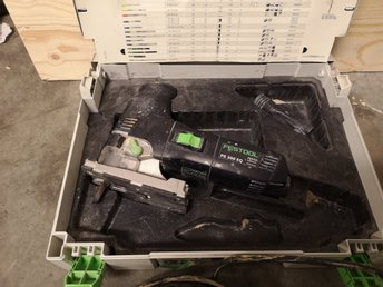 Festool PS 300eq sticksåg