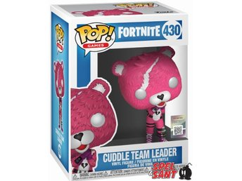Pop! Fortnite Cuddle Team Leader