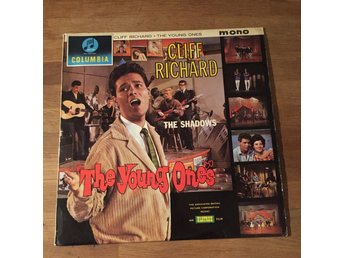 CLIFF RICHARD - THE YOUNG ONES. (THE SHADOWS) ( LP)