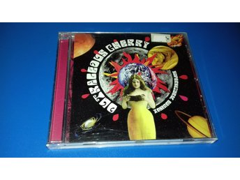 OUTRAGEOUS CHERRY - supernatural equinox- rare cd ! (cd)