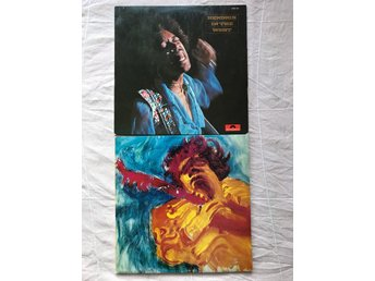 Jimi Hendrix, 2 st lp: Hendrix in the west och the Jimi Hendrix concerts