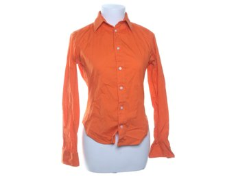 Ralph Lauren, Skjorta, Strl: 36, Orange