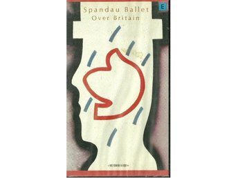Spandau Ballet - Over Britain - Ej text - Vhs