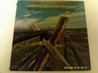 The Sons Of The Pioneers -  A Country-Western Songbook