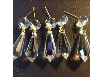 10 st. Kristallprismor aldrig använda - Borås - 10 st. Kristallprismor aldrig använda - Borås