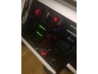 Gaming i7-6700k, 32gb DDR4, MSI GTX 1080 - Linköping - Gaming i7-6700k, 32gb DDR4, MSI GTX 1080 - Linköping