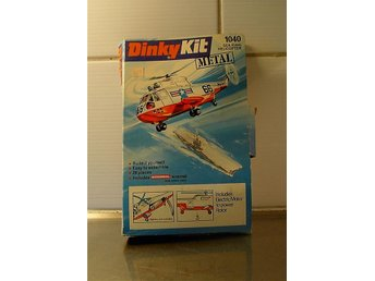 Dinky 1040 Sea King Helicopter