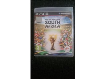 2010 FIFA World cup South Africa  ps3 i bra skick