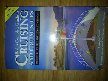 Berlitz Complete Guide to Cruising and Cruise ships.