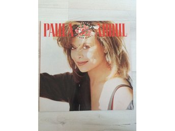 PAULA ABDUL - FOREVER YOUR GIRL. ( LP)