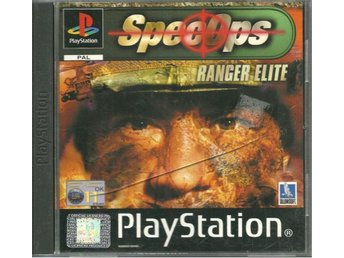 Spec Ops: Ranger elite - Komplett - PS1