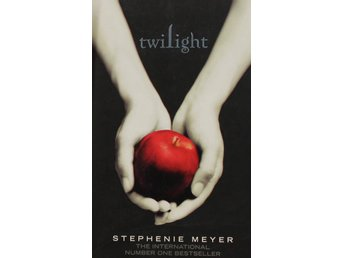 Twilight, Stephenie Meyer (Storpocket Eng)