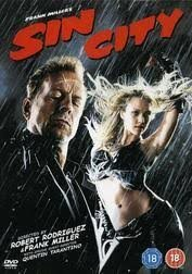 Sin City - Bruce Willis - Jessica Alba - Mickey Rourke - DVD