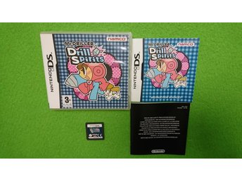 Mr.Driller Drill Spirits KOMPLETT Nintendo DS
