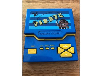 Pirate double screen - Pocketspel