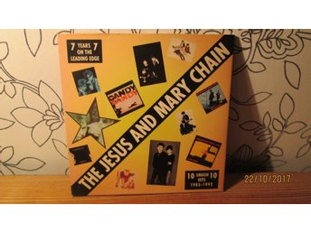 Jesus & Mary Chain / CD / Single / Promo / Rare.