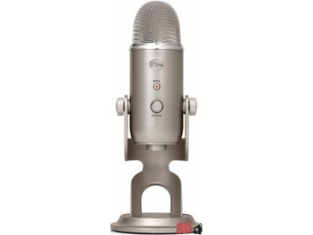 Blue Microphones Yeti Limited Platinum Edition