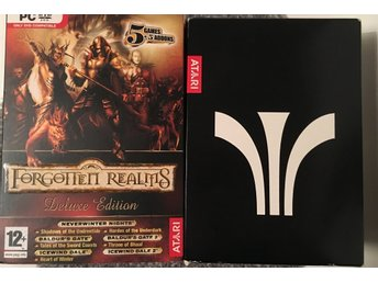 Forgotten Realms - Deluxe Edition LIMITED BOXSET (PC)