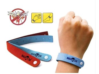 20 ST MYGGFRI ARMBAND 100% GIFTFRIA ONE SIZE ORD PRIS: 549 KR