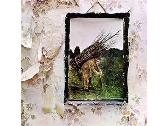 LED ZEPPELIN - IV. NEW LP.