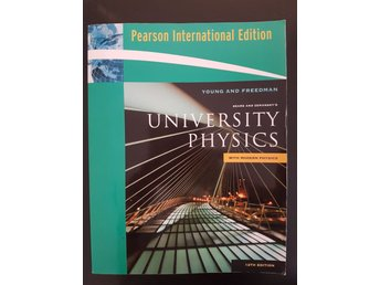 Young Freedman University physics sears and zemansky's