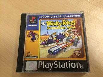 Wacky Races till PS1