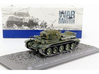 Solido  War Master - British Army Cromwell Mk.IV tank - Europe 1944 - 1/72 scale