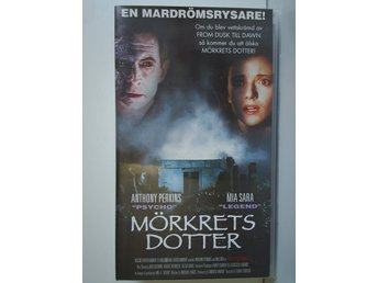 Stuart Gordon DAUGHTER OF DARKNESS - MÖRKRETS DOTTER (Anthony Perkins, Mia Sara)