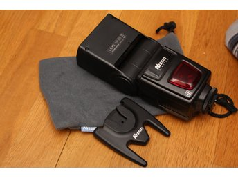 Nissin Di622 Mark II Blixt till Nikon kameror Speedlight