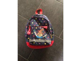 Liten ryggsäck från Pippi Åhléns (417676470) ᐈ Köp på Tradera