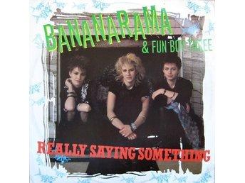 Bananarama & Fun Boy Three - Really Saying Something - 12-maxi Vinyl