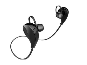 Bluetooth Hörlurar / Bluetooth Headset, Jogger, Svart