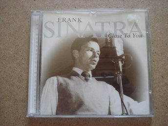 CD:n Frank Sinatra Close to you