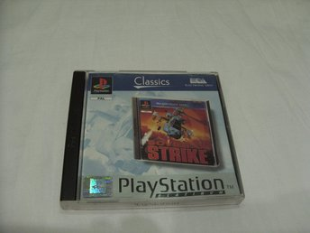 Soviet Strike till Playstation 1 PAL