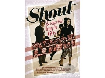 Shout & other hits from 60 s  DVD