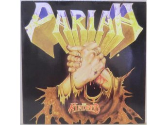 Pariah-The kindred / LP (Steamhammer - SPV 08-7526)