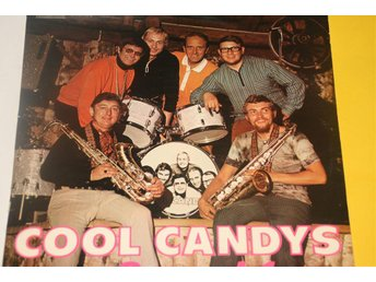 COOL CANDYS. 1970. SOUND 1. INSTRUMENTAL LP
