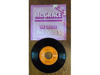 Ms. Grace The Crutch The Tymes - årsta - Ms. Grace The Crutch The Tymes - årsta