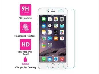 Härdat skyddsglas iPhone 6 Plus / 6s Plus 9H - Sollefteå - Härdat skyddsglas iPhone 6 Plus / 6s Plus 9H - Sollefteå