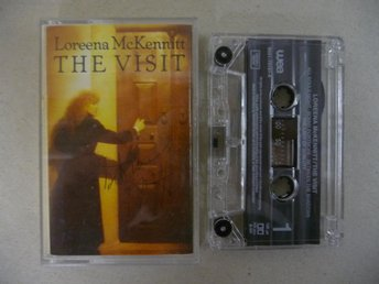 LOREENA MCKENNITT - THE VISIT - SIGNERAT kassett band