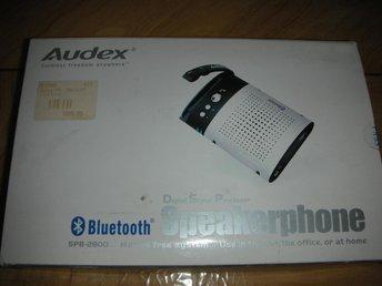 Audex Handsfree-set för bil/MC , mångsidig användbar, - Södertälje - Audex Handsfree-set för bil/MC , mångsidig användbar, - Södertälje