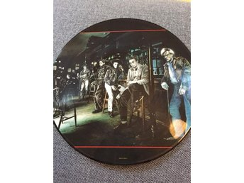 Marillion Clutching at straws picture LP